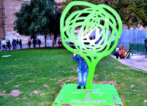 Valencia, ciudad del árbol
