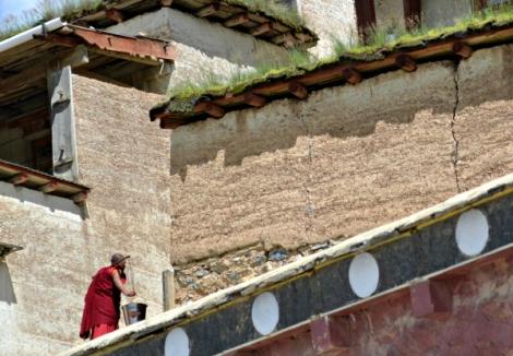 La paciencia de los tibetanos