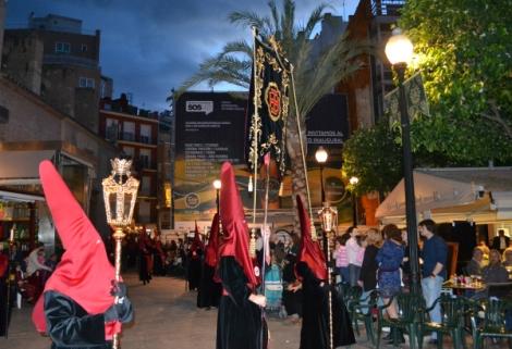 Procesiones en Murcia
