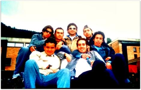 Mis amigos del colegio