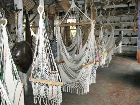 Famosas artesanías de San Jacinto