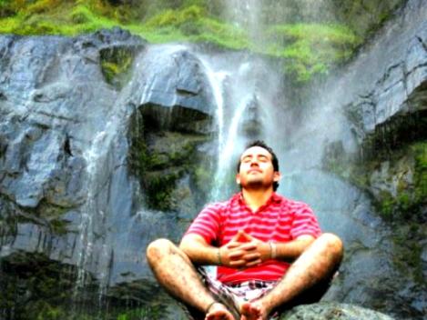 Viviendo un encuentro con el cuerpo, los sentidos y la naturaleza