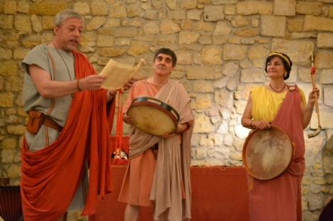El teatro y la música romana en Tarraco Viva - Tarragona