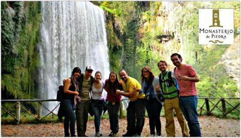 Bloggers de viajes de Barcelona en el #BcnTBmonasterio - Foto de Un Mundo de Experiencias